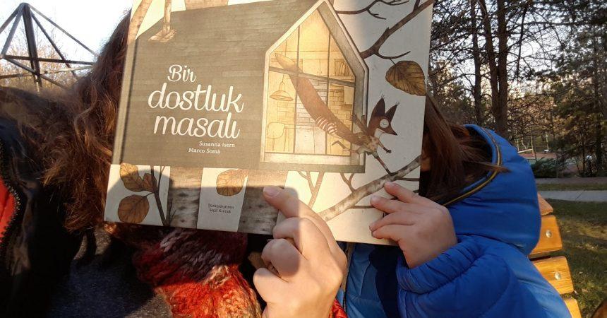Çocuk Kitapları Haftası ve Bir Dostluk Masalı