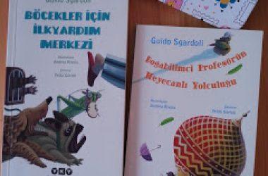 Böcekler İçin İlkyardım Merkezi / Doğabilimci Profesörün Heyecanlı Yolculuğu