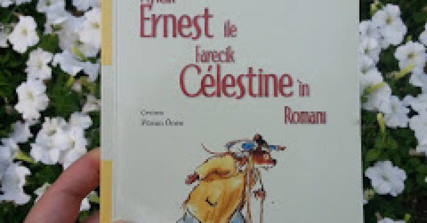 Ayıcık Ernest ile Farecik Celestine'in Romanı