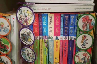 İyi Ki Doğdun Roald Dahl!