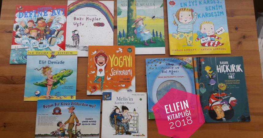 Elifin Kitaplığı / 2018